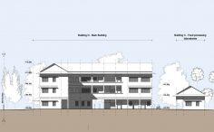 Projet pour la construction d'un centre de formation professionnelle à Takéo au Cambodge