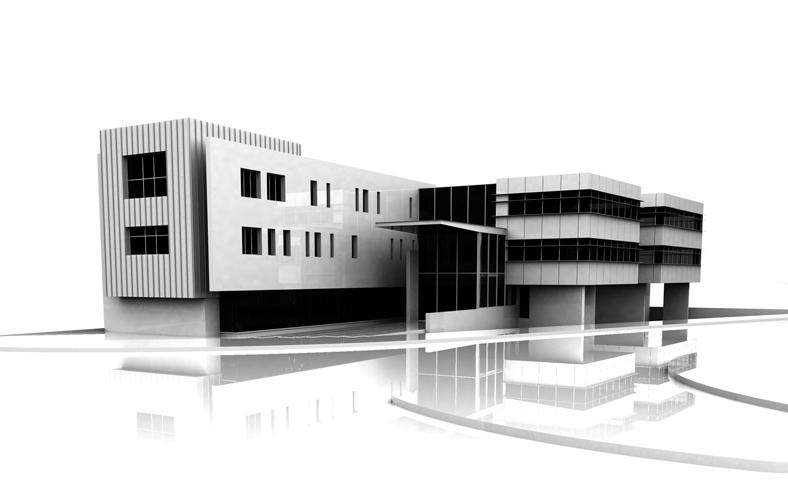 Construction de la Direction Départementale du Travail de l'Oise
