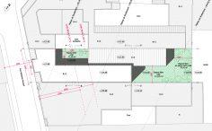 Projet pour la construction d'un hôtel, Rue Penaud à Paris