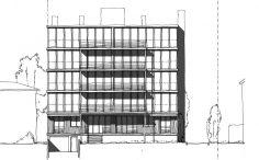 Réhabilitation HQE d'un immeuble de logements à Ivry