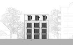 Immeuble de 10 logements sociaux à Colombes