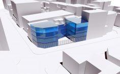 Immeuble de logements collectifs & Commerce à Montreuil
